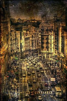 Madrid, Spain. Next up on my list of world travels!
