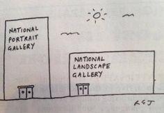This weirdly pleasing cartoon.