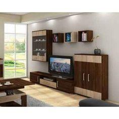 WIP SOLAR Nappali szekrénysor - Natex Nabytok Solar, Flat Screen, Furniture, Home Decor, Blood Plasma, Decoration Home, Room Decor, Flatscreen, Home Furnishings