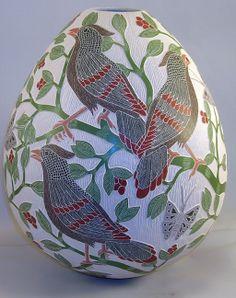 The Thin-Walled Pottery of Mata Ortiz: Ricardo Delgado