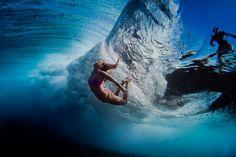 #underwater #surfing #swimming