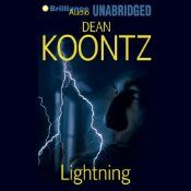 Lightning by Dean Koontz (read by Christopher Lane) #Audible