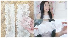 HOW TO MAKE A SUGAR LACE FOR WEDDING CAKES