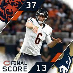 Bears 37 Rams 13