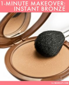 Getting the perfect summer bronze look should not take you a lot of time. We have a quick tutorial that will help you get a bronzed glow in minutes.