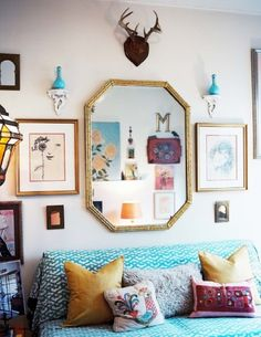 Eclectic Apartment style