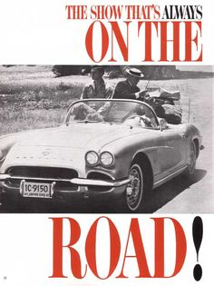 Corvette News - VOL. 5 NO. 5 - 1962 - Route 66