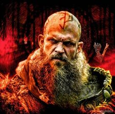 #vikingtattooshistory  (notitle)     #VikingTattoosHistory Ragnar Lothbrok, Lagertha, Floki, Travis Vikings, Vikings Travis Fimmel, Viking Compass Tattoo, Viking Tattoos, Vikings Tv Series, Vikings Tv Show