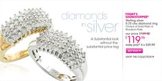 Have always loved Stairway to Heaven diamonds The Shopping Channel, Stairway To Heaven, True Beauty, Buy Now, Diamonds, Bling, Engagement Rings, Jewels, Sterling Silver