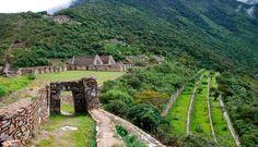 La ciudad de Choquequirao, en el Cusco, tiene una arquitectura muy parecida a Machu Picchu, además de contar con espectaculares paisajes a los alrededores.