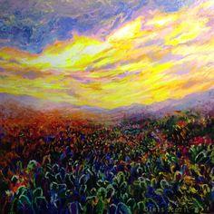 Iris Scott Cacti Sunrise