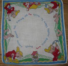 Disney Dopey Handkerchief