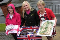 Diamond Jubilee celebrations in Gainsborough and Willingham
