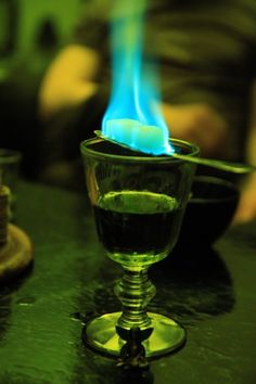 absinthe magic