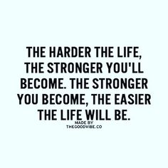 This statement could not ring more true for me, I was reminded of it this weekend at Leadership.  I was reminded of one more thing too.  When life starts to get a little easier don't get complacent.  Remember who you are, where you came from and why you started.  #backtothebasics