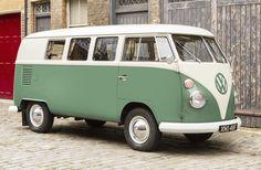 1967 Volkswagen  Type 2 Canterbury Pitt 'Moto-Caravan'  Chassis no. 084818 Engine no. 0760279