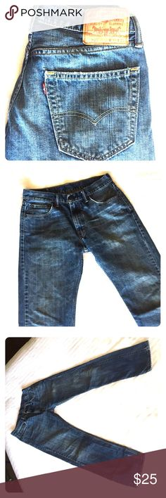 Men's Levi's 505 jeans 32/32 EUC, Really nice, Medium wash denim 505's.  🚫Damage.  🚫Stains. •.* Price is FUB {:• FIRM Unless Bundled •:} Levi's Jeans Straight