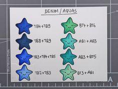 [Part Favorite Spectrum Noir Combos: blues, violets, pinks & reds Alcohol Markers, Copic Markers, Alcohol Inks, Copic Marker Color Chart, Ohuhu Markers, Noir Color, Spectrum Noir Markers, Whole Image, Coloring Tips