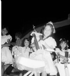Little Miss Lumbee Pageant 1981 :: The Elmer W. Hunt Collection
