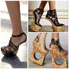 Crazy high heels - Find 150+ Top Online Shoe Stores via http://AmericasMall.com/categories/shoes.html