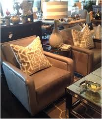 brown grey leather chair - Google Search
