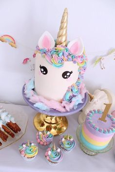 Birthday is a special day for everyone, and a perfect cake will seal the deal. Fantasy fictions create some of the best birthday cake ideas.  Surprise your loved one with a creative cake that displays the best features of his/her favorite fantasy fictions!  #unicornbirthdaycake #unicorncake #unicorncakeideas #magicalcreature #magicalcreaturecakeideas #birthdaycake #fictioncake #birthdaycakepartyideas Unicorn Cakes, Unicorn Themed Cake, Unicorn Party, Unicorn Cake Pops, Unicorn Hair, Unicorn Foods, Diy Unicorn Birthday Cake, Unicorn Birthday Parties, Unicorn Cake Design
