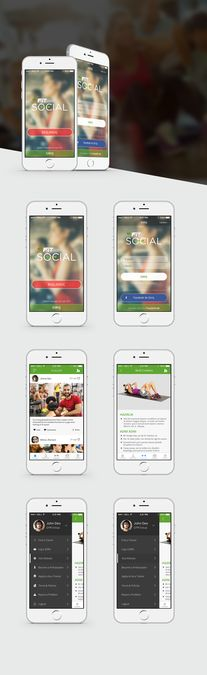 Re-theme an existing mobile app by vikjain