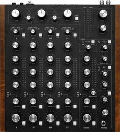 Rane's new MP2015 Rotary Mixer.