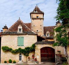   ♕   Maison avec pigeonnier - Lot, France   maison de campagne...