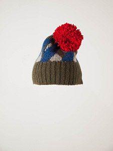 Bobo Diamonds Mohair Hat #ladida #ladidakids #bobochoses ladida.com