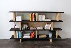 Easiest DIY bookcase ever! Ohoh Blog: DIY Bookcase / Librero
