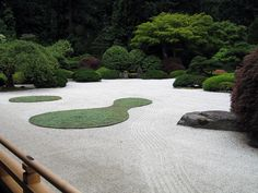 Portland Japanese Dry Garden