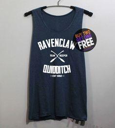 quidditch serdaigle shirt harry potter chemises dbardeur tunique tshirt t shirt singulet taille s m l par