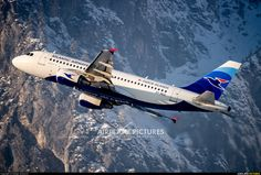 High quality photo of Atlantic Airways Airbus A319 by Danijel Jovanović. Visit Airplane-Pictures.net for creative aviation photography.