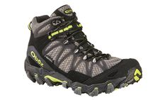Mens Traverse Mid BDry - Mid Hiking | Oboz Footwear