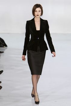 Antonio Berardi at London Fashion Week Fall 2010 - Runway Photos