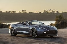 Topic: Vanquish Zagato Coupe and Volante joined by Speedster and Shooting Brake   Car Fanatics