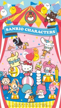 Sanrio #circus (*'▽'*)