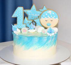 98 отметок «Нравится», 1 комментариев — Елена (@lenacake_khv) в Instagram: «Особый трепет ощущаю, делая тортики для малышей  Спасибо Людмиле за очередной заказ »