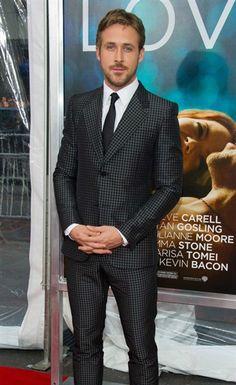 love his suit