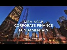 You know you want to watch this  Corporate Finance Fundamentals: Why is finance important https://youtube.com/watch?v=qzfw_EUXonE #CorporateFinance