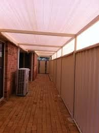 Image result for shade cloth privacy screens