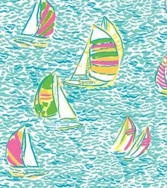 Learn how to paint this Lilly print!