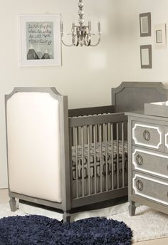 Enter to win the gorgeous Marcel Crib from @newportcottages! ($1775 value) - #win #giveaway