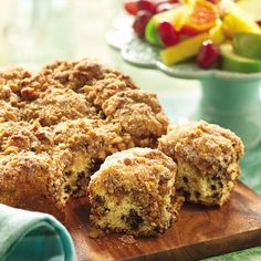 Chocolate Chip Coffee Cake   Recipes   Spoonful