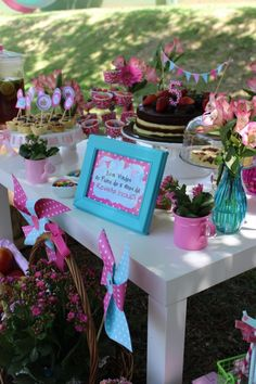 Table Decorations, Halloween, Party, Picnic Birthday, 5 Years, Fiestas, Ideas, Kids Picnic Parties, Birthday