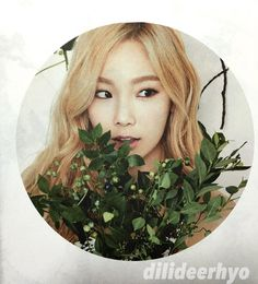 dilideerhyo ‏@hover811 #taeyeon 151230 Girls' Generation Global Calendar  part3