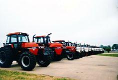 New CASE & CASE IH Tractors