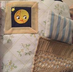 Libri di stoffa per bambini 0-12 mesi: Le Carlotte