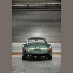 Aston Martin DB4GT Zagato Sanction II Coupé